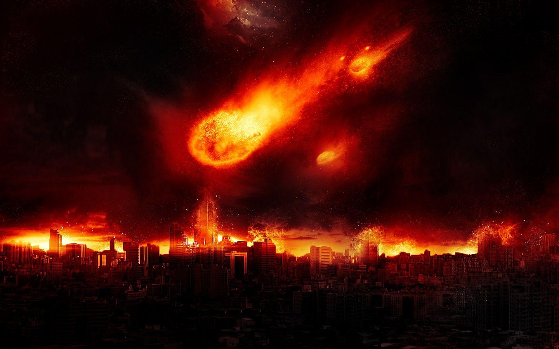 радость небесах картинки горящий город шарики лучшие обои