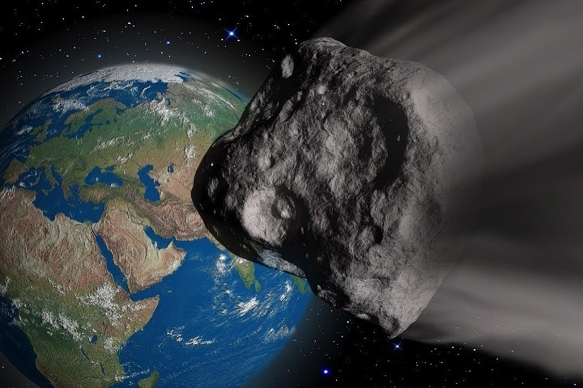 nasa asteroid 2019 - HD1200×800