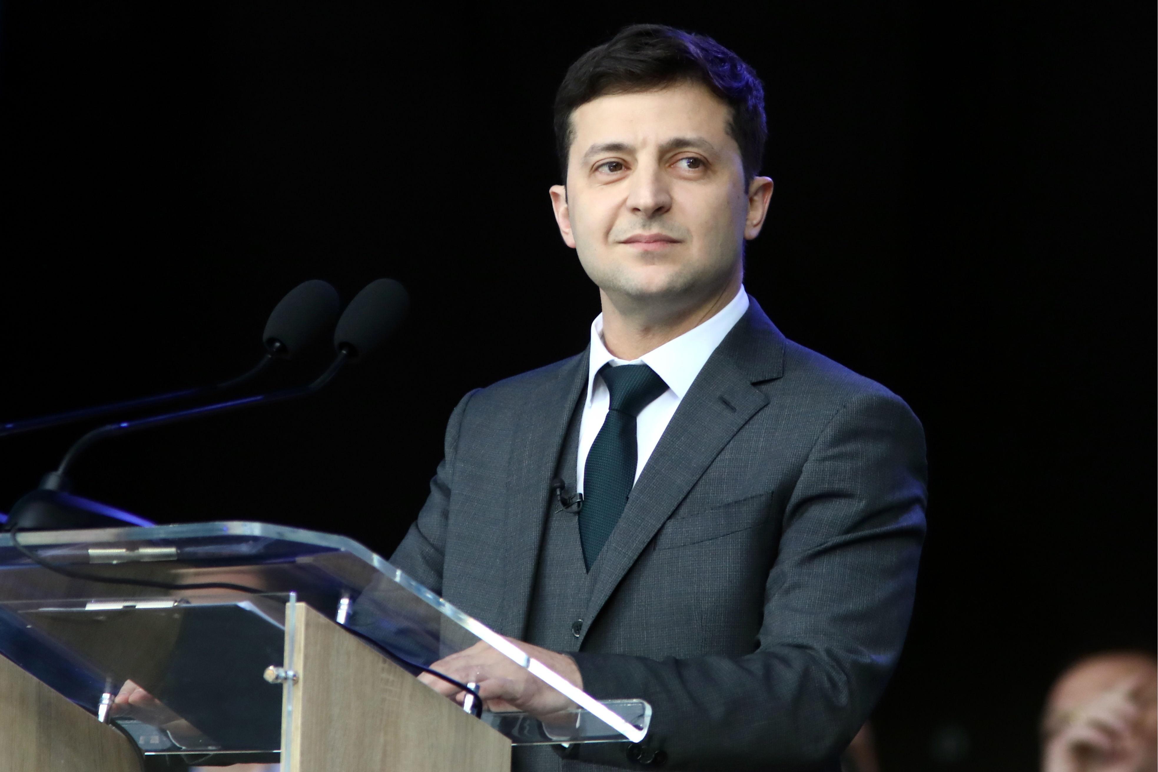 На Украине Зеленского сочли «одним из самых влиятельных людей» в мире