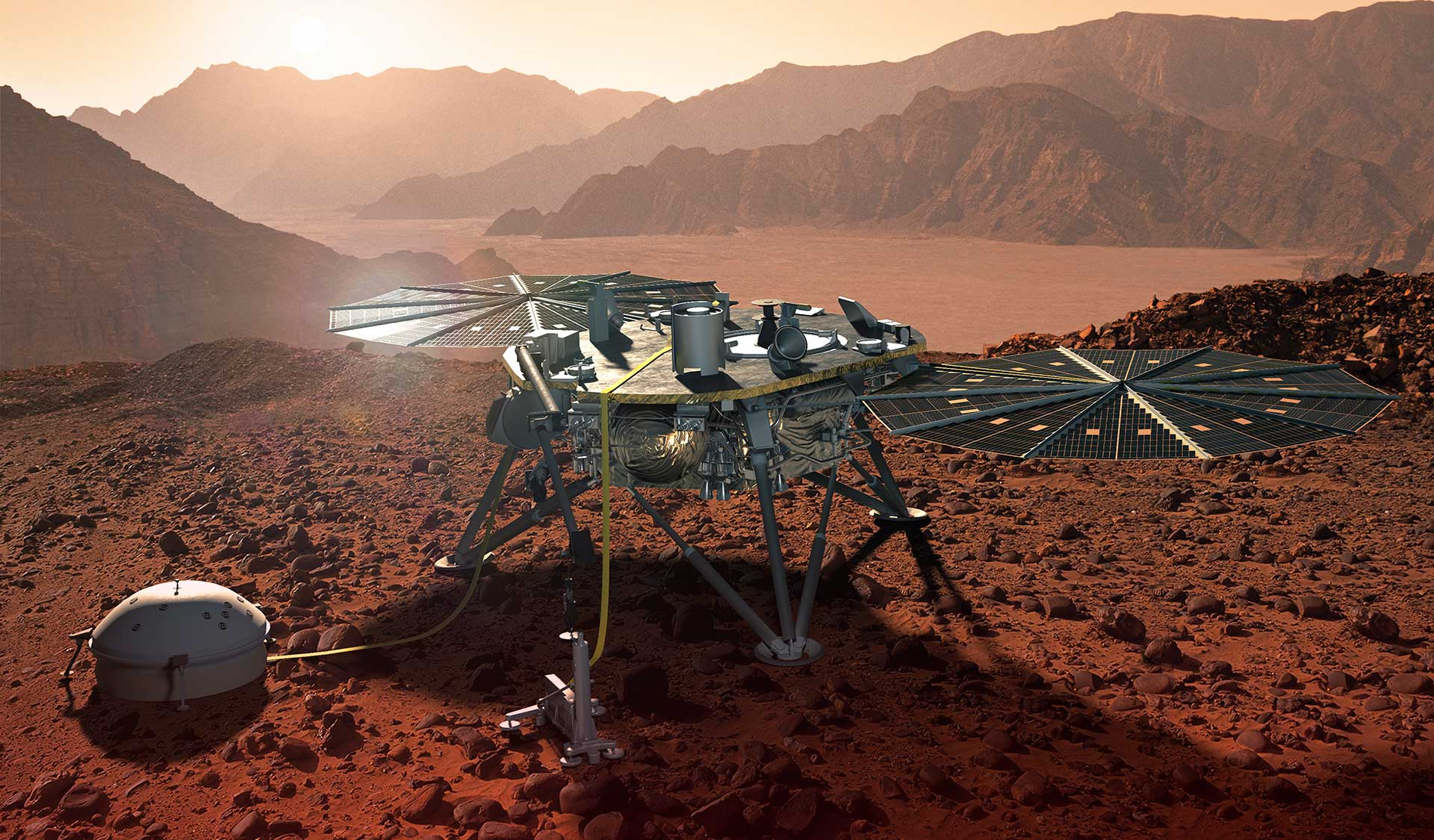 mars mission nasa - HD1600×938