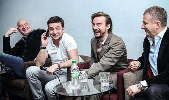 Бадоєв трепетно привітав Зеленського і його сім'ю: 'Він точно прийшов