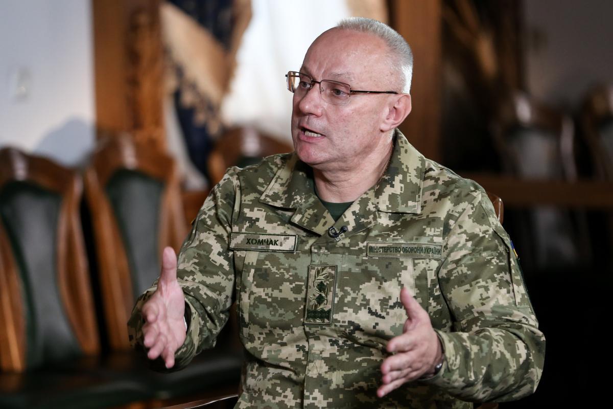 Глава украинского Генштаба: Украина потеряла Крым задолго до событий 2014 года