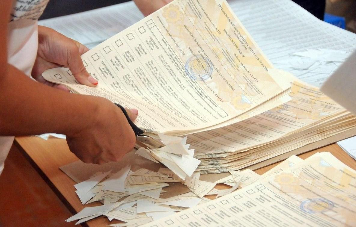 На сайте ЦВК обнародованы ложные данные по результатам выборов на 105