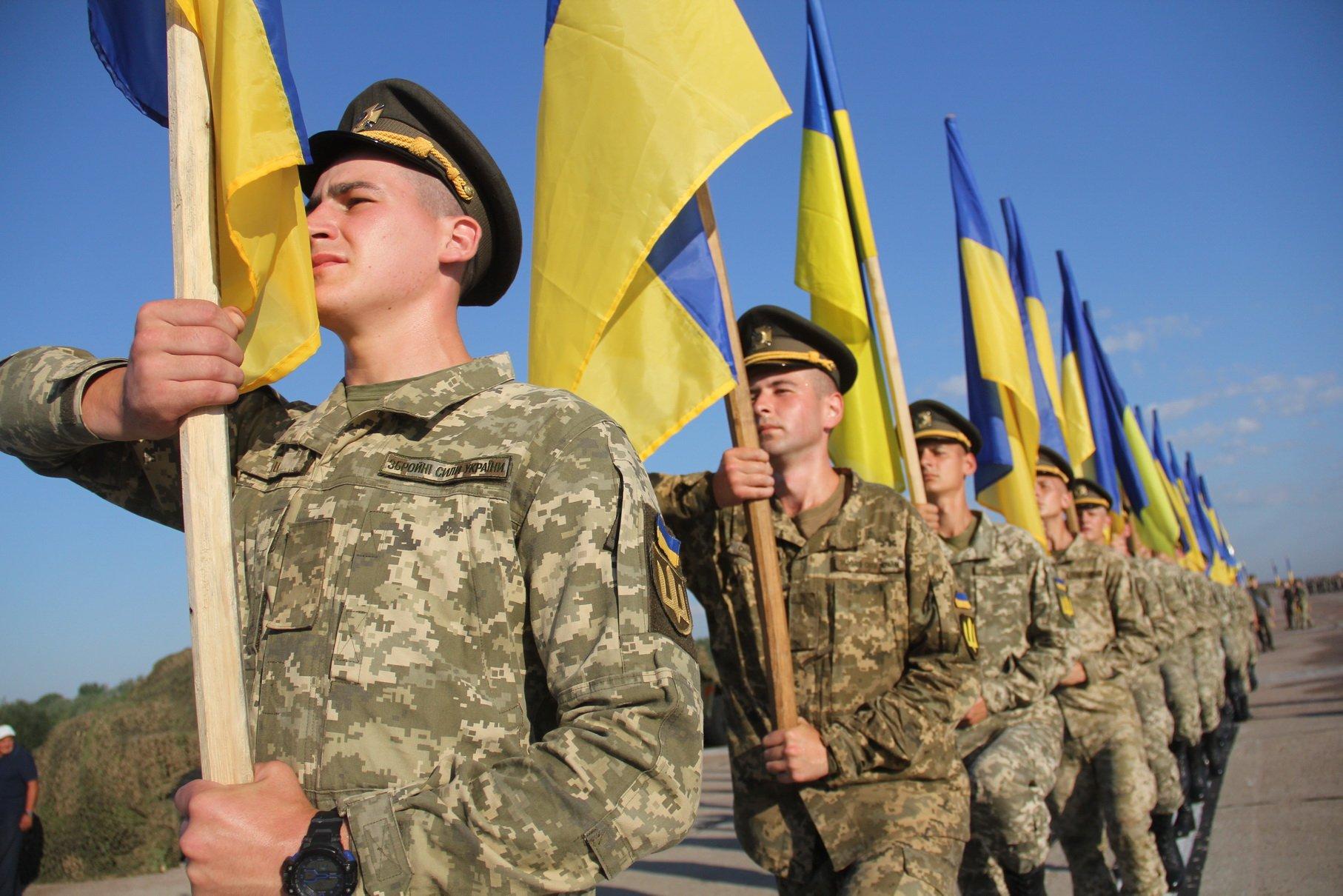 картинки украинских войск лямок обычно