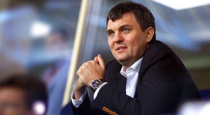 'Динамо' звільнить віце-президента Краснікова: не збігаються погляди,