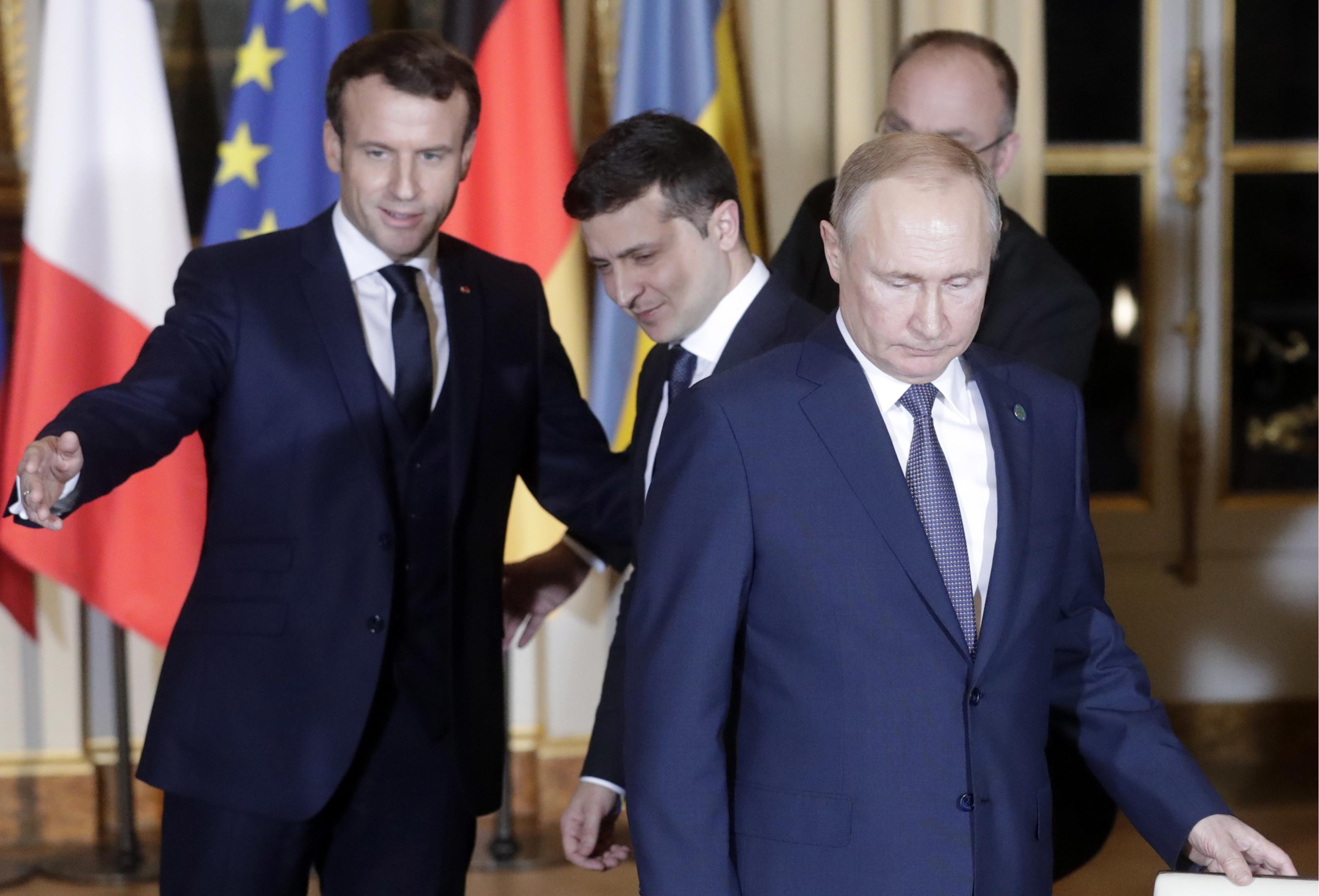 У Зеленского подтвердили запрос на переговоры с Путиным