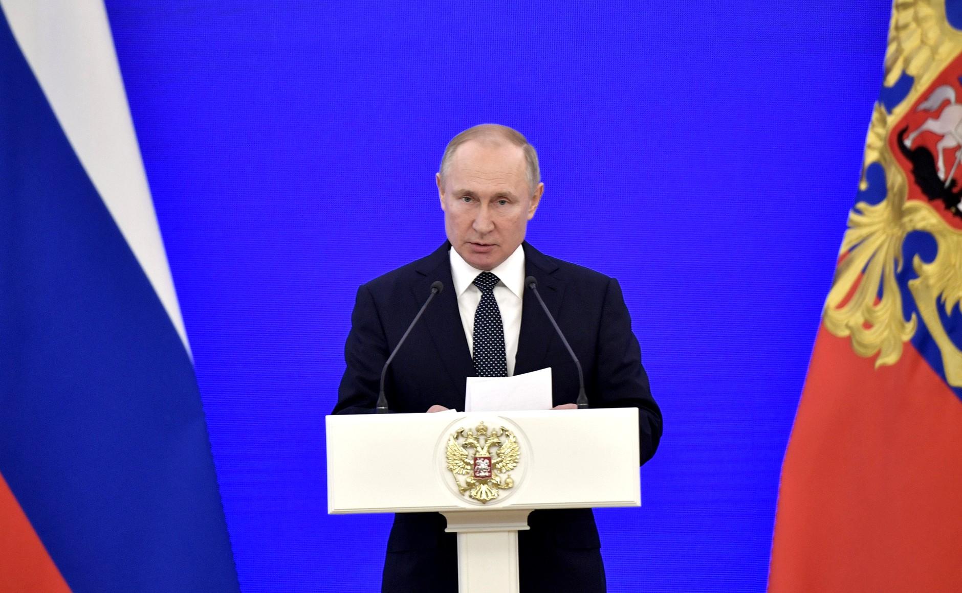 Путін та президент Сербії обмінялися двозначними подарунками: усе для