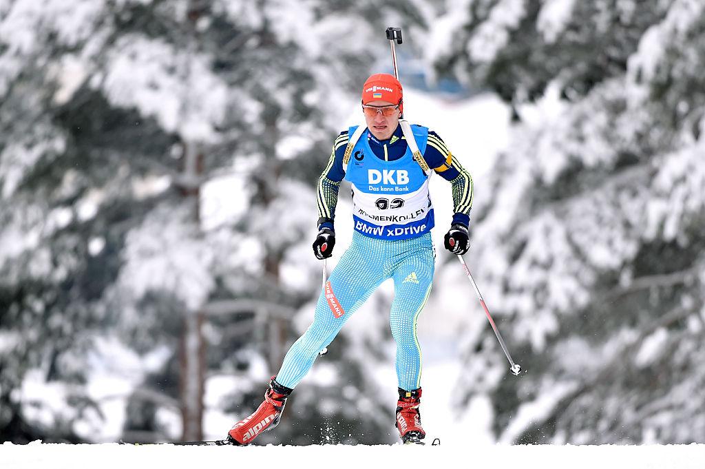 Український біатлоніст виграв індивідуальну гонку на етапі ...