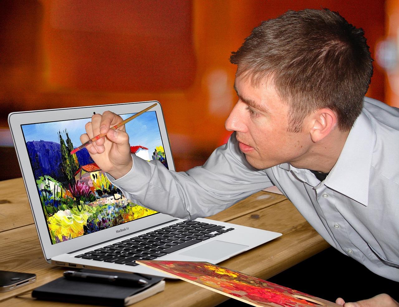 доме накопилось рисование на компьютере картинка современные потолочные
