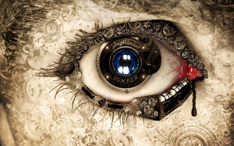 Можно видеть в темноте – ученые разработали бионический глаз, который превосходит живой аналог
