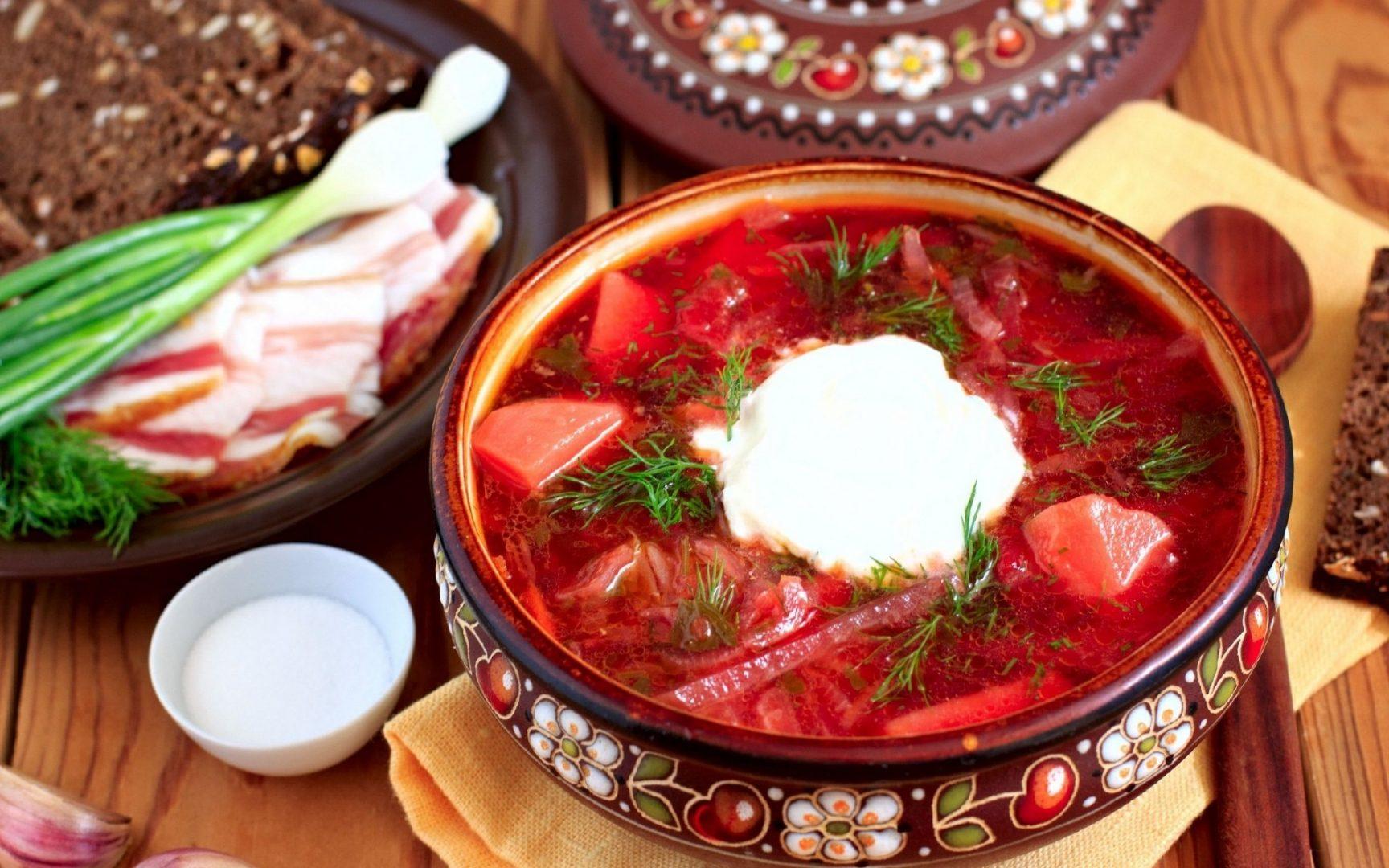 Хитрый борщ: 9 секретов главного украинского блюда