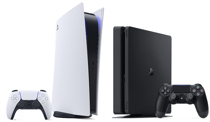 PlayStation 5 / PlayStation 4